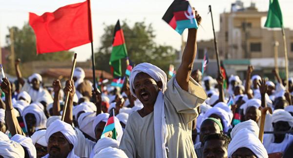 السودان: ممثلو الحركة الاحتجاجية يطالبون بحكومة مدنية واسعة الصلاحيات