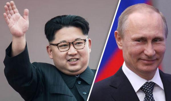 قمة مرتقبة بين الزعيمين الكوري الشمالي والروسي