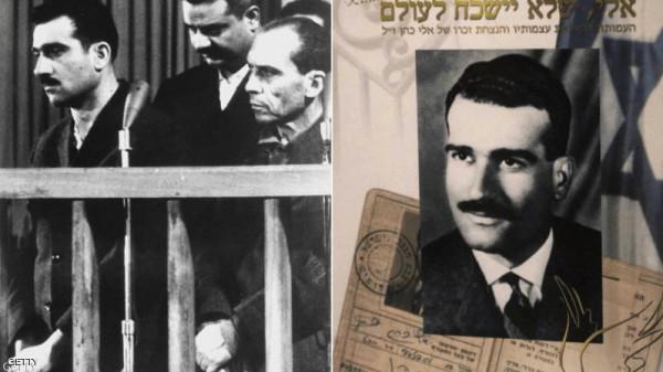 """صحيفة إسرائيلية: رفات """"كوهين"""" في طريقها من دمشق إلى تل أبيب"""