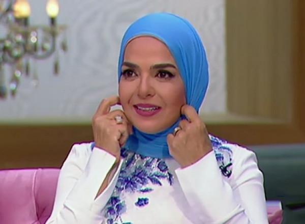 منى عبدالغني تنشر أول صورة لابنها الشاب.. شاهد وسامته