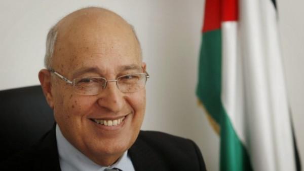 شعث يترأس جلسة عن عمال فلسطين بمؤتمر العمل العربي في القاهرة
