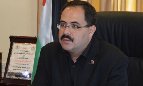 صيدم: التصريحات المنسوبة لي حول الحكومة الفلسطينية الجديدة مُفبركة