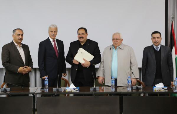 جامعة النجاح تُوقع اتفاقية تعاون وشراكة مع صندوق ووقفية القدس