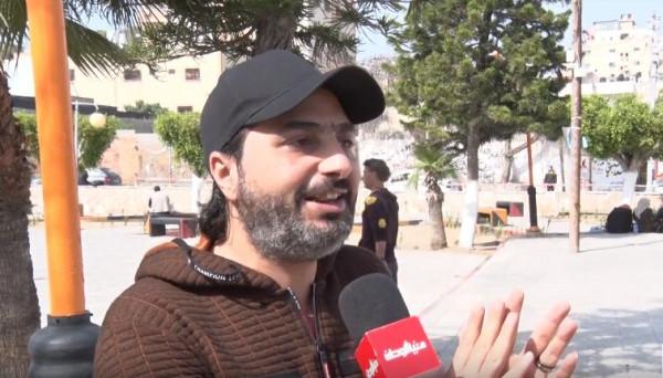 """شاهد: كيف يُعرِف المواطن الفلسطيني مصطلح """"المصالحة""""؟"""