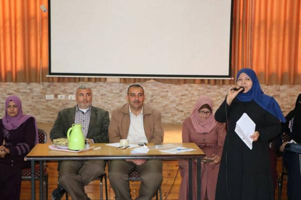جمعية نور المعرفة تستضيف المسابقة الثقافية والدينة بغزة
