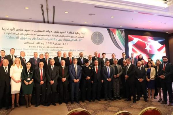 اجتماعات دولية على هامش انعقاد مرتمر النيابة العامة التاسع
