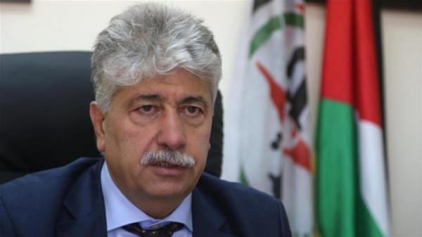 مجدلاني: وفود من التنفيذية ستتوجه لأرجاء العالم ليتحمل مسؤولياته تجاه القضية الفلسطينية
