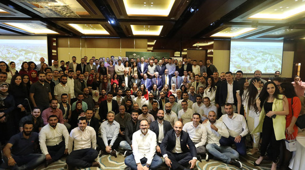 جامعة بيرزيت تحتفي بخريجيها في الإمارات العربية المتحدة