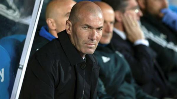 شاهد: علامات الحزن تظهر على زيدان بعد تعادل ريال مدريد مع ليجانيس