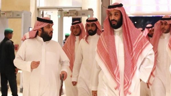 الوليد بن طلال يتغزل بمحمد بن سلمان وتركي آل الشيخ