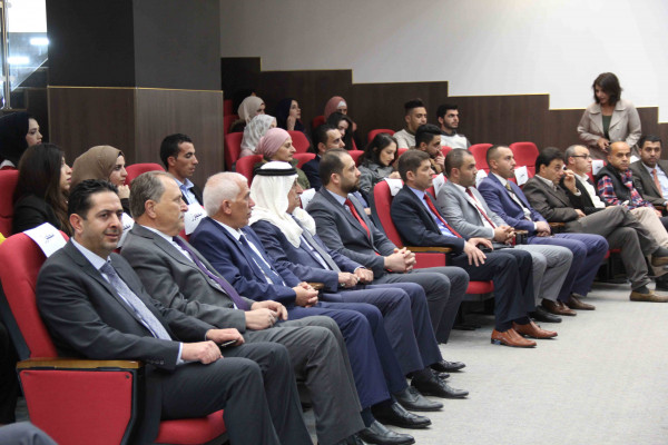 جامعة فلسطين الأهلية تطلق فعاليات أيام التوظيف