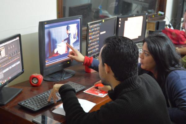 لجنة الانتخابات ومركز تطوير الإعلام بجامعة بيرزيت يختتمان مشروع تدريب الصحفيين