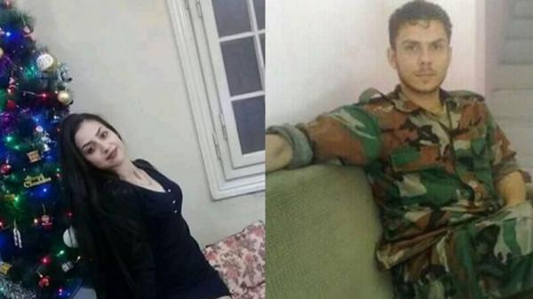 فيديو: سوري يقتل زوجته ثم ينتحر