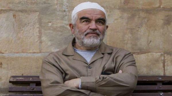 محكمة الاحتلال تعقد اليوم جلسة للاستماع لشهادة الشيخ رائد صلاح
