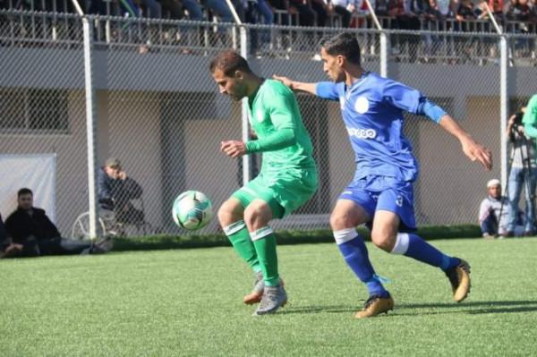 اتحاد الشجاعية وخدمات رفح يتأهلان لنهائي كأس غزة لكرة القدم