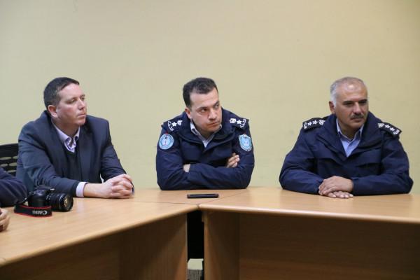 """جامعة بوليتكنك فلسطين وشرطة محافظة الخليل تطلقان """"برنامج صديق الشرطة"""""""