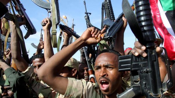 اشتباكات بين المخابرات والجيش السوداني