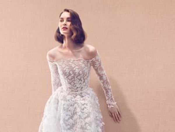 2476da5a2145a أحدث فساتين الزفاف لصيف 2020.. تُناسب جميع أنواع الأجسام