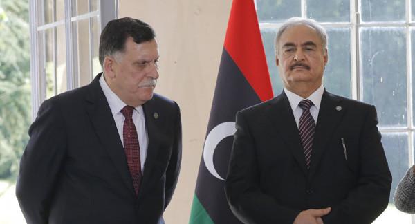 تطورات متسارعة في ليبيا.. السراج يُطالب الجنائية الدولية بمحاكمة حفتر
