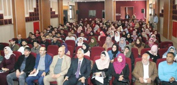 """مركز """"شمس"""" ينظم ندوة حول مشاركة الطلبة في الشأن العام"""