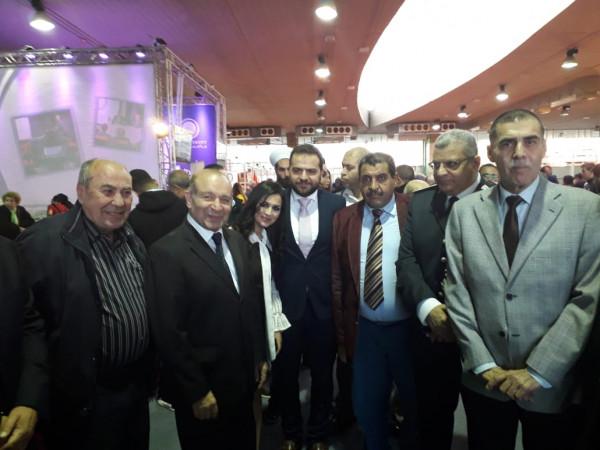 الديمقراطية تشارك بمعرض الكتاب السنوي في طرابلس