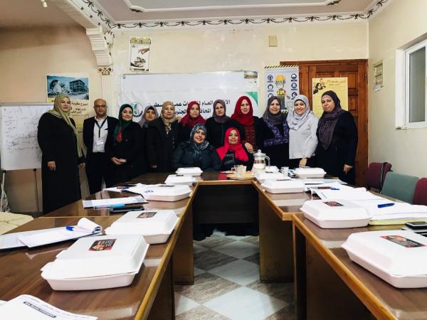 دائرة المرأة تلتقى وفداً من UNWOMEN