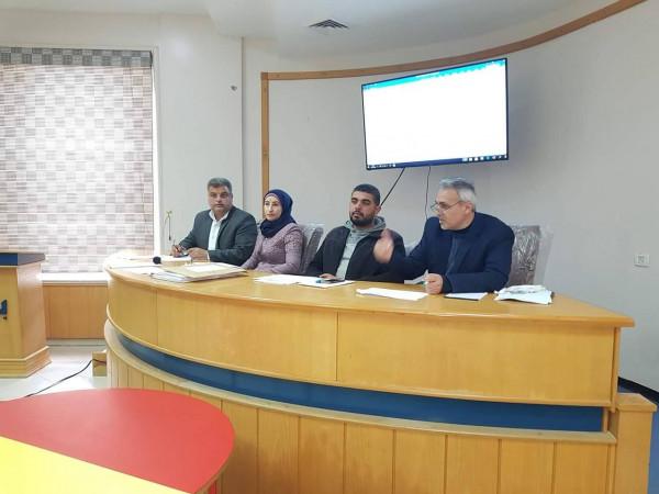 جمعية بيتنا تعقد اجتماعها السنوى العادي للجمعية العمومية