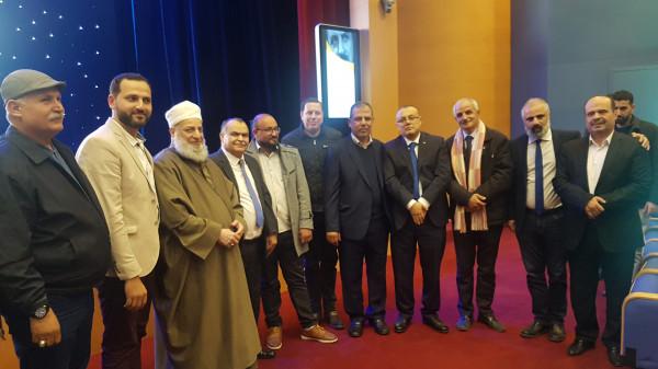 أبو سيف: لجنة مشتركة مع هيئة شؤون الأسرى لنشر وتعميم إبداعات الأسرى