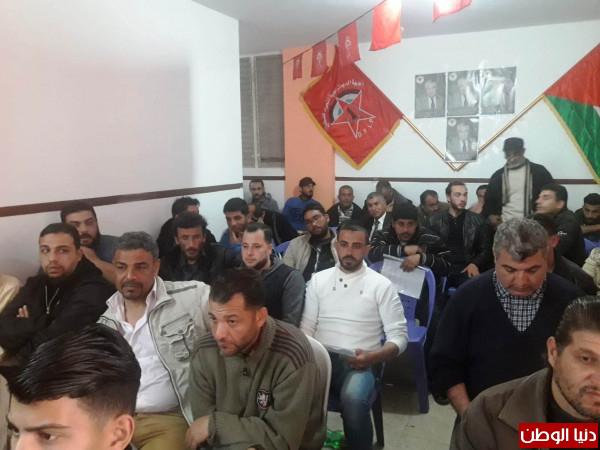 كتلة الوحدة العمالية تطالب بوضع خطة وطنية شاملة توفر مقومات صمود العمال