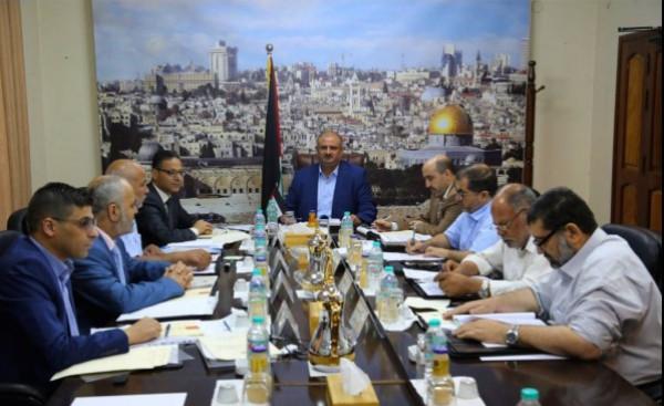 حماس تَرُد على أنباء تشكيلها لجنة إدارية للعمل الحكومي في قطاع غزة