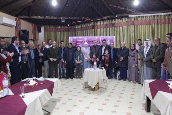 جمعية مركز غزة للثقافة والفنون أمسية أدبية ثقافية بمناسبة يوم الأسير الفلسطيني