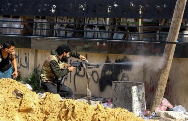 ارتفاع حصيلة قتلى معارك طرابلس إلى 213