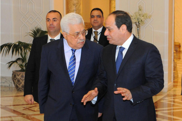 غداً السبت.. الرئيس عباس يلتقي نظيره المصري