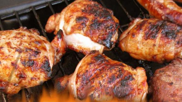 تتبيلة الدجاج المشوي على الفحم على الطريقة التركية