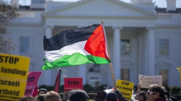 members of congress call for the resumption of aid to the palestinians