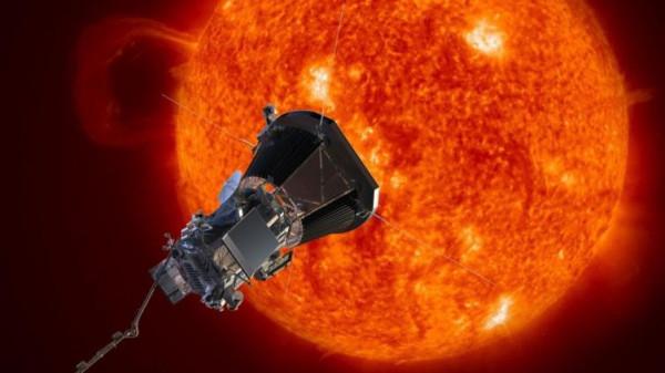 انفجار هائل على سطح الشمس يهدد كوكب الأرض