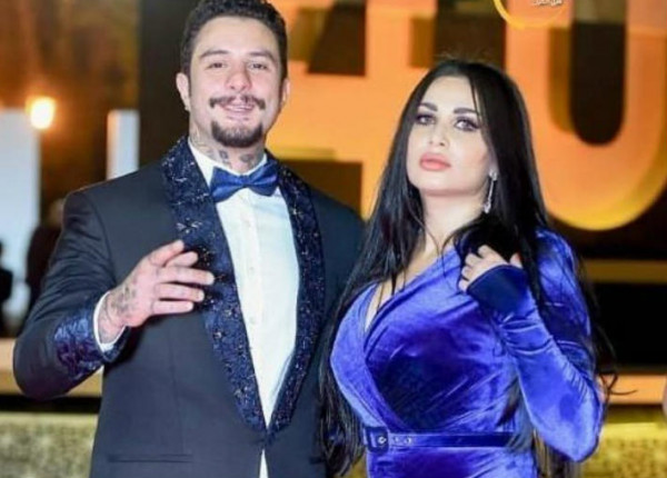 أول ظهور لأحمد الفيشاوي وزوجته بعد شائعة انفصالهما