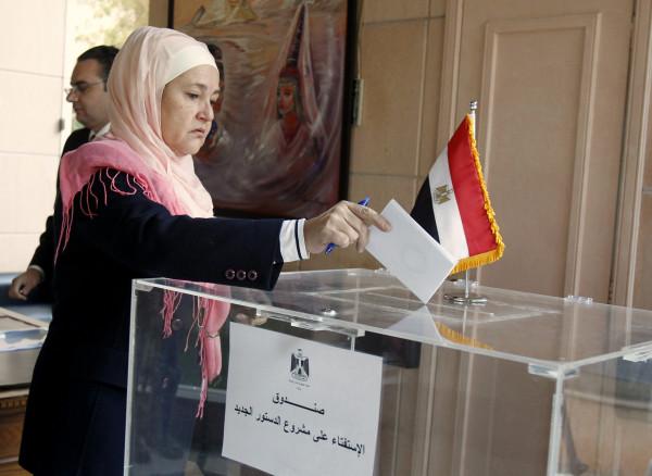 لثلاثة أيام.. المصريون يشاركون بالاستفتاء على التعديلات الدستورية الجديدة