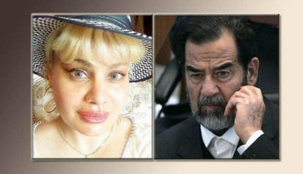 "ادعت انها ابنة صدام حسين.. رغد تهاجم ""نانا"": ""فضحت نفسها وأظهرت حقيقتها"""