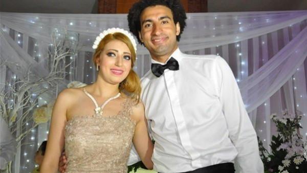علي ربيع يُطلق زوجته قبل أسبوع من عيد ميلادها.. هل والدته السبب؟