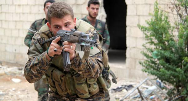 خلال 48 ساعة.. تنظيم الدولة يقتل 35 من قوات الجيش السوري