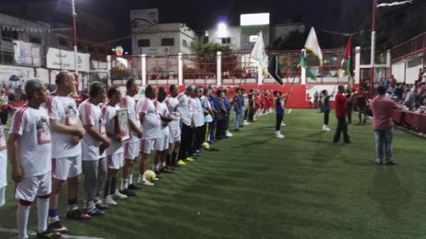 نادي غزة الرياضي يُطلق حملة لإبقاء المبنى الإداري بمقره في غزة