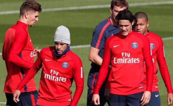 باريس سان جيرمان أمام فرصة جديدة لتأمين لقبه