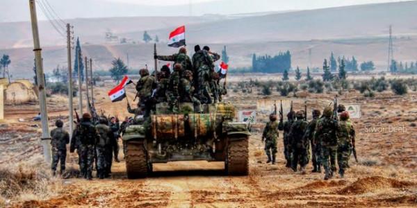 الجيش السوري: لا صحة للأنباء عن اشتباكات بين قوات روسية وإيرانية