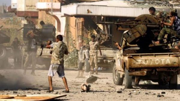 220 قتيلا وأكثر من ألف جريح في معارك طرابلس