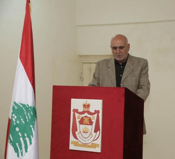 السفير غزالة: العمل الاعلامي مسؤولية وواجب