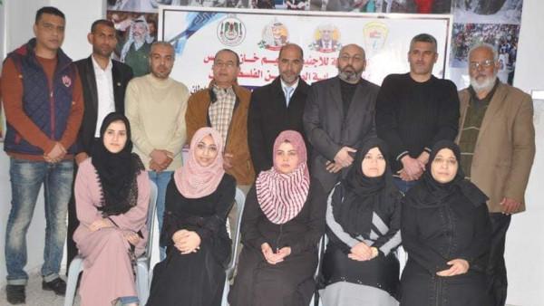 اللجنة الشعبية للاجئين بخانيونس تختتم فعاليات دورة التعامل مع وسائل الاعلام