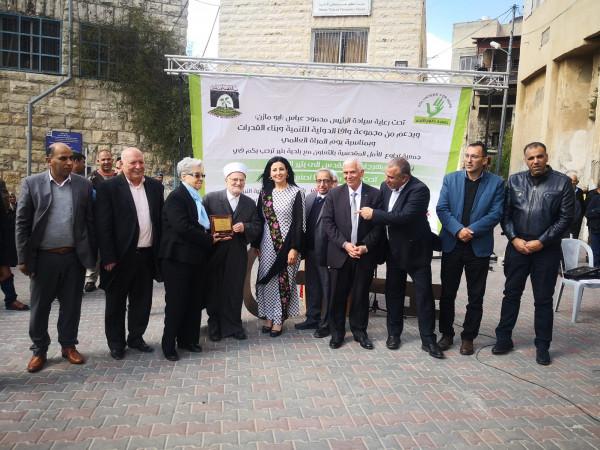 جمعية تطوع المقدسية وبلدية بتير تنظمان المهرجان الثقافي الأول من القدس لبتير