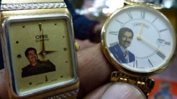 القبض على عراقي استخدم صورًا لصدام حسين