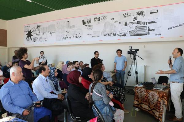 نجاح كبير بمهرجان أيام برلين للثقافة العربية